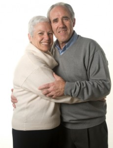 Loving Senior Couple - Contact In-Home Care Alliance in Scottsdale, Arizona - Providing Arizona Home Care, Senior Care Services and Respite Care in AZ